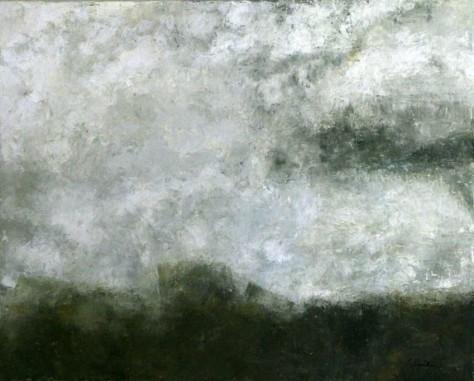 Peinture sur Toile - Brouillard