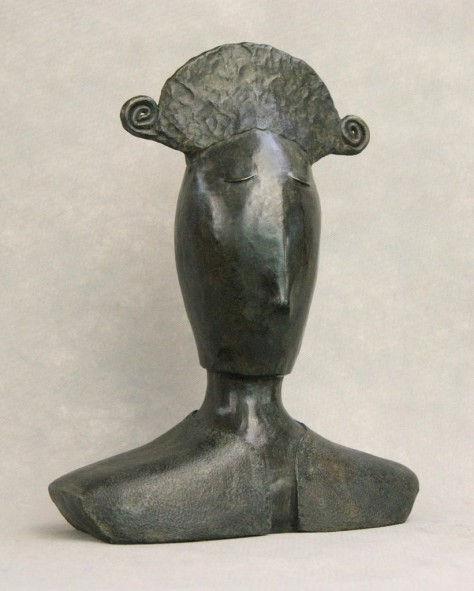 L'escamillo - Sculpture Bronze