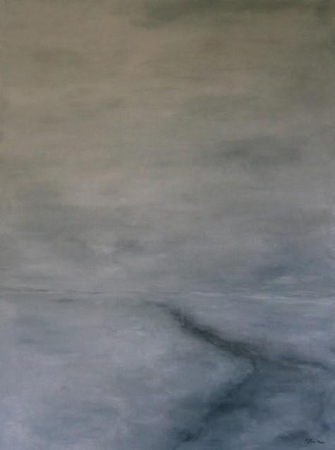 Peinture huile sur toile - Echapée belle