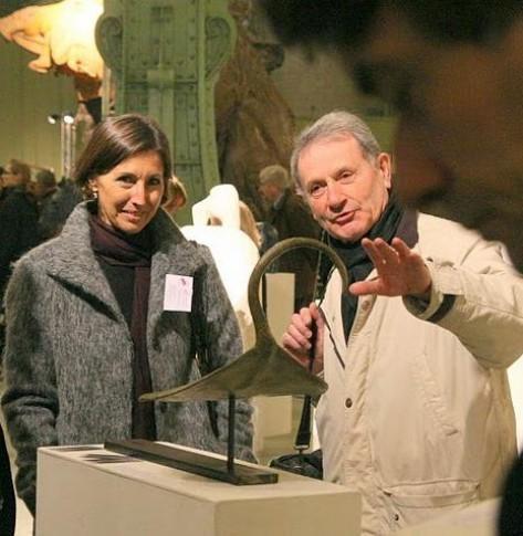 Salon des Artistes français au Grand Palais Paris
