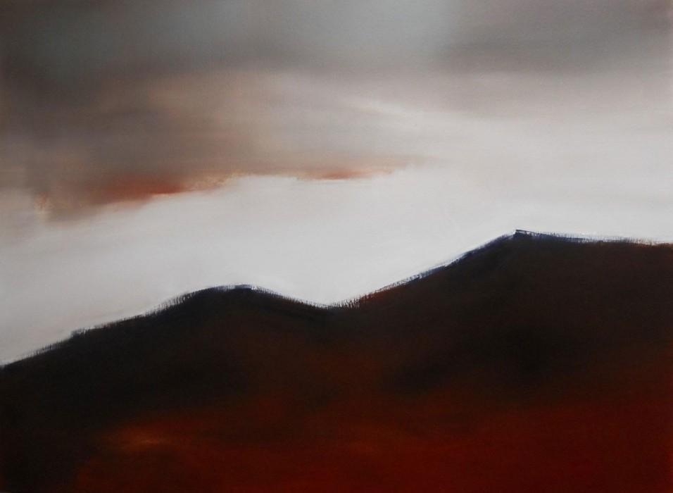 Huile sur toile - LA GRANDE EVASION H100 x L130 cm
