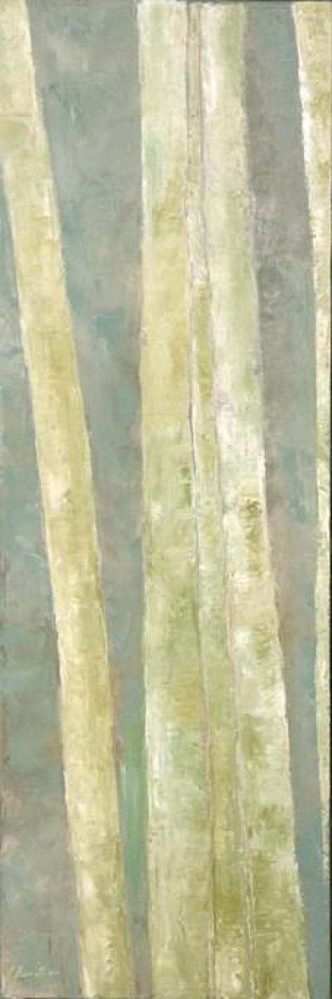 Peinture sur toile - Mikado