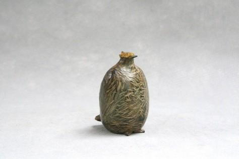 sculpture bronze animalier - PiouPiou Cool