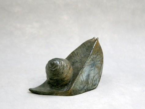 Sculpture bronze animalier - Speedy